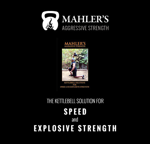 Kettlebell Solution for Speed and Explosive Power